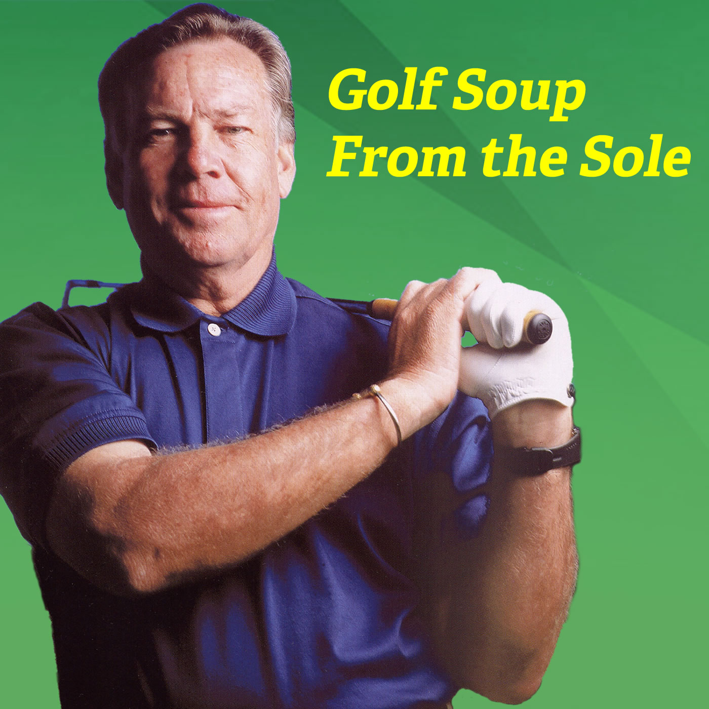 Golf Soup with Sole